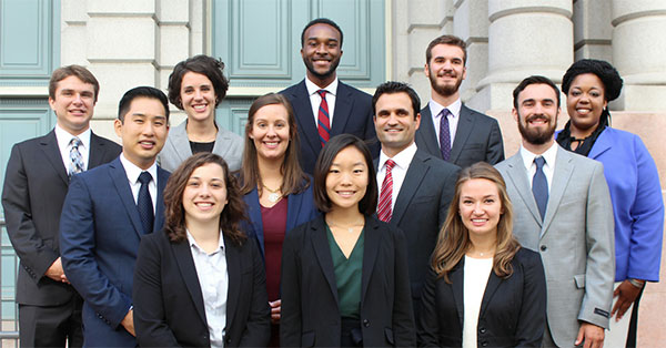St. Louis Coro Fellows 2017-18