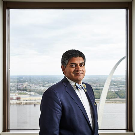 Arindam Kar, Leadership St. Louis