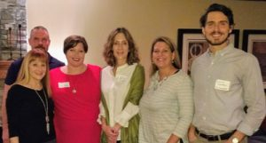 FOCUS Alumni Dinner hosted by Melissa Lackey