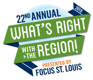 22nd Annual What's Right with the Region Awards