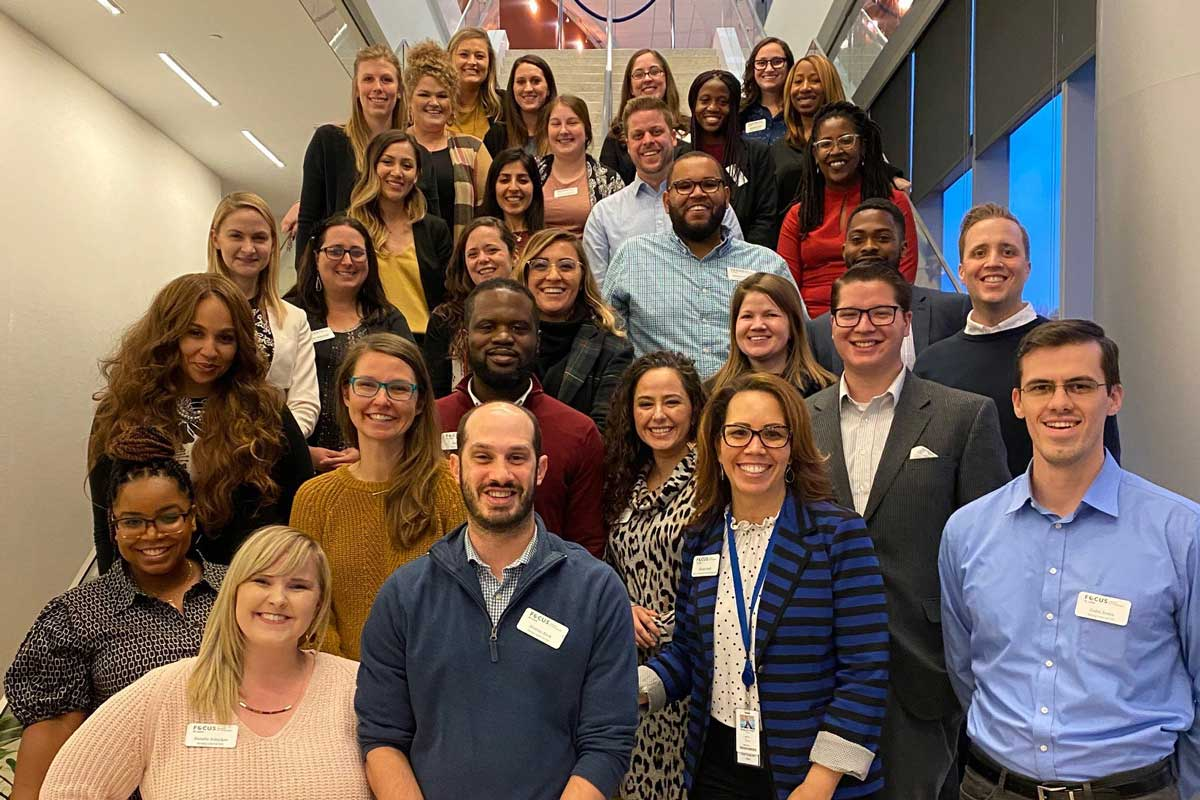 Emerging Leaders Fall 2019 Cohort