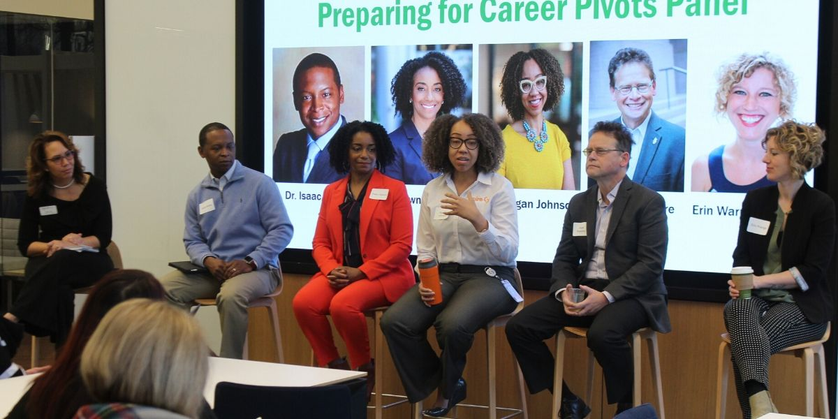 Preparing for Career Pivots
